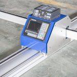 1300x2500mm सीएनसी प्लाज्मा धातु कटर के साथ कम लागत का उपयोग किया प्लाज्मा प्लाज्मा काटने की मशीन