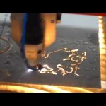 1325 स्टेनलेस स्टील पोर्टेबल प्लाज्मा सीएनसी काटने की मशीन