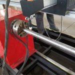 2018 नए पोर्टेबल प्रकार प्लाज्मा धातु पाइप कटर मशीन, सीएनसी धातु ट्यूब काटने की मशीन
