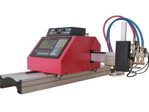 गर्म बिक्री पोर्टेबल गैन्ट्री सीएनसी लौ लौ काटने की मशीन के लिए thc स्टील के साथ