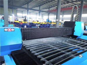 सबसे सस्ती कीमत के साथ स्वचालित मशीनरी / सीएनसी धातु काटने की मशीन / प्लाज्मा मशीनरी