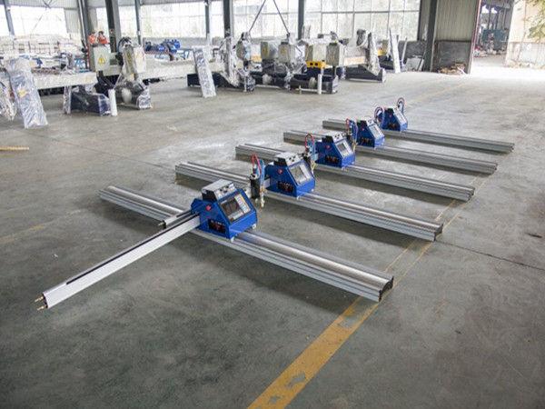 23M पोर्टेबल चीन छोटे सस्ते कम लागत सीएनसी प्लाज्मा काटने की मशीन बना दिया