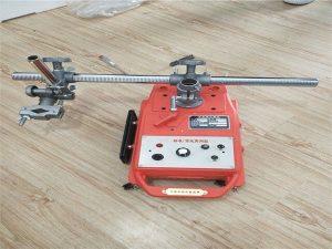 बैटरी के साथ cg2-11d / g पाइप काटने की मशीन