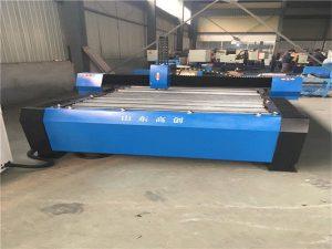 चीन 1325 प्लाज्मा कटर धातु सीएनसी प्लाज्मा काटने की मशीन