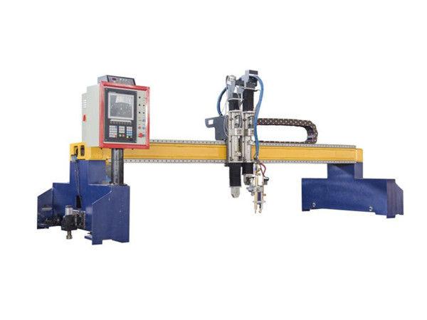 गैन्ट्री प्रकार सीएनसी प्लाज़्मा और फ्लेम कटिंग मशीन फॉर शिप यार्ड बिल्डिंग फ्रॉम शंघाई लाईक - टेओर कटिंग मशीनरी