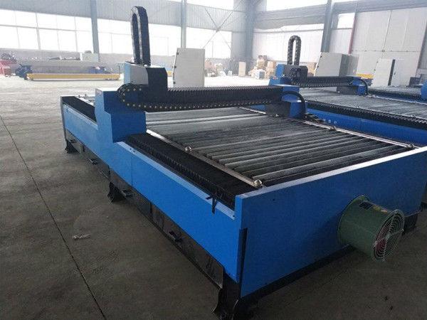 महान बिक्री संवर्धन! इस्पात धातु कम लागत सीएनसी प्लाज्मा काटने की मशीन 1325 में जिनान दुनिया भर में निर्यात किया जाता है