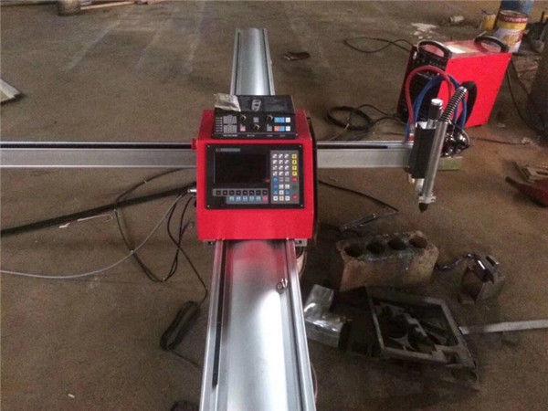 उच्च गुणवत्ता पोर्टेबल सीएनसी प्लाज्मा काटने की मशीन स्टेनलेस स्टील और धातु शीट के लिए सीएनसी प्लाज्मा कटर