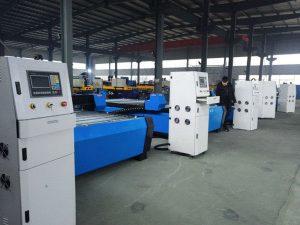 शीट धातु काटने की मशीन / सीएनसी प्लाज्मा कटर सस्ते 1325 कीमत