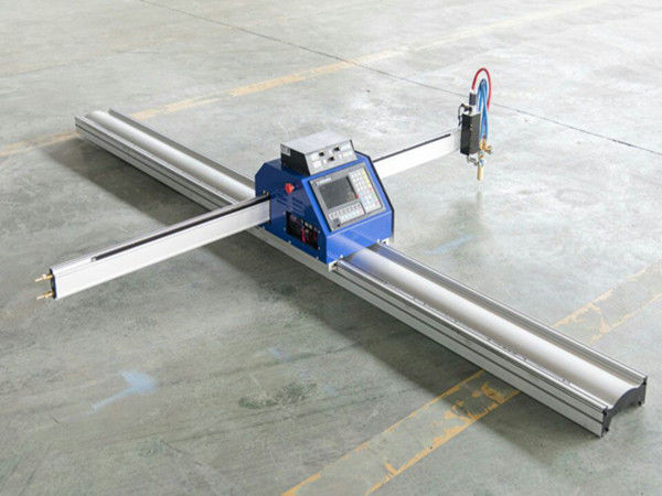 कम लागत वाली छोटी स्टील प्लेट सीएनसी प्लाज्मा फ्लेम कटिंग मशीन