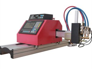 multifunctional वर्ग स्टील ट्यूब प्रोफ़ाइल सीएनसी लौ / प्लाज्मा काटने की मशीन उच्च गुणवत्ता