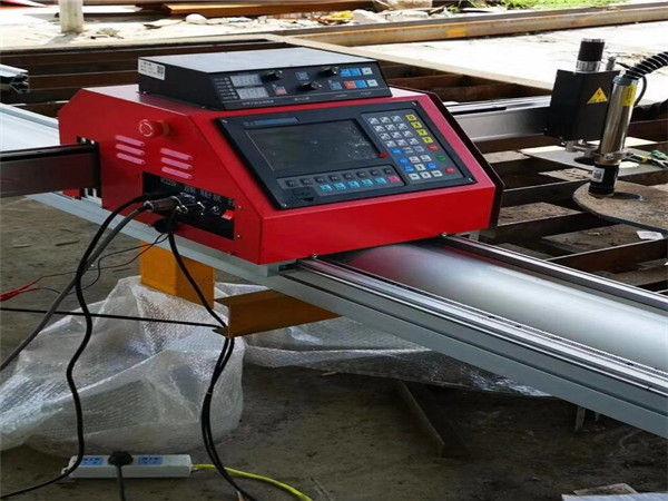 NHC-1525 सीएनसी पोर्टेबल संख्यात्मक काटने की मशीन machinemetal प्लाज्मा काटने की मशीन
