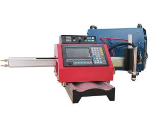 पोर्टेबल सीएनसी धातु प्लाज्मा काटने की मशीन प्लाज्मा कटर