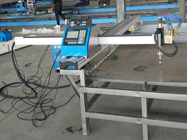पोर्टेबल सीएनसी प्लाज्मा काटने की मशीन आर्थिक मूल्य धातु काटने की मशीन