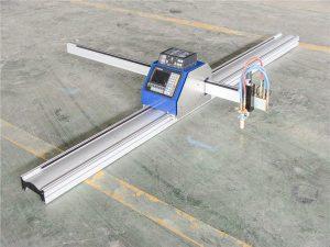 स्टील / धातु काटने कम लागत सीएनसी प्लाज्मा काटने की मशीन 1530 जिनान दुनिया भर में निर्यात सीएनसी