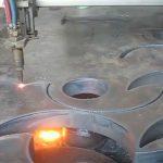 चीन कारखाने में CE अनुमोदित लौ काटने मशाल पोर्टेबल सीएनसी प्लाज्मा कटर मशीन
