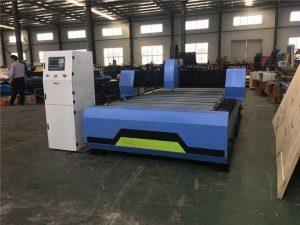 धातु शीट के लिए CE आईएसओ प्रमाणीकरण और नई हालत प्लाज्मा काटने की मशीन