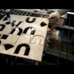 चीन उच्च परिशुद्धता 1530 100A स्वचालित धातु सीएनसी प्लाज्मा काटने की मशीन