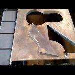 चीनी सस्ते सीएनसी प्लाज्मा टेबल पोर्टेबल काटने की मशीन