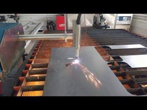 चीनी मधुमास आसान ऑपरेटिंग सटीक पोर्टेबल धातु काटने सीएनसी प्लाज्मा लौ कटर