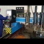 भारी शुल्क गैन्ट्री सीएनसी प्लाज्मा काटने की मशीन धातु निर्माण स्वचालित