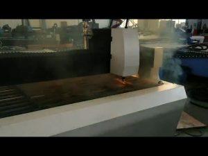 सीएनसी प्लाज्मा काटने की मशीन पोर्टेबल सीएनसी काटने की मशीन गैन्ट्री सीएनसी काटने की मशीन