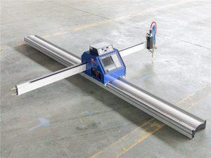 उत्कीर्णन लगाव अंकन के साथ सीएनसी प्लाज्मा काटने की मशीन