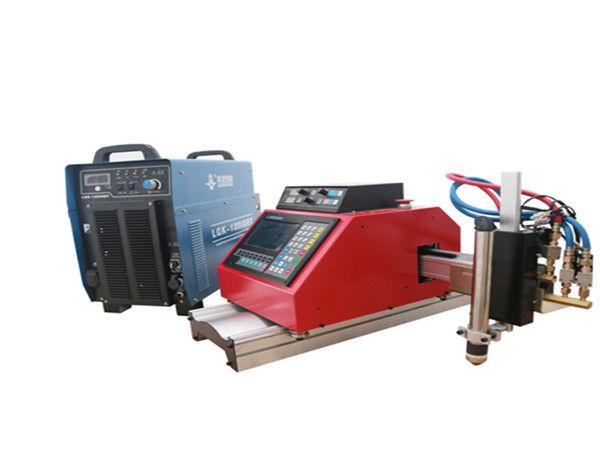 जस्ती स्टील शीट के लिए उच्च गुणवत्ता वाले पोर्टेबल छोटे सीएनसी प्लाज्मा काटने की मशीन