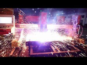 गर्म बिक्री ब्रांड अनुदान प्रकार सीएनसी प्लाज्मा काटने की मशीन