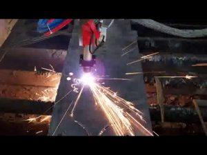 कम लागत सीएनसी प्लाज्मा काटने की मशीन लोहे की छड़ काटने की मशीन सर्कल काटने की मशीन