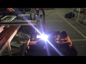 कम लागत पोर्टेबल सीएनसी गैस प्लाज्मा काटने की मशीन