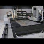 मशीनरी सच छेद सीएनसी प्लाज्मा कटिंग चीन