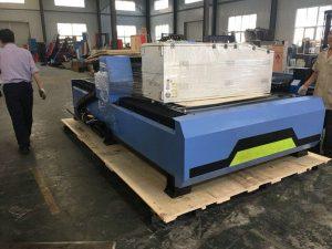 धातु प्रोफ़ाइल टेबल डेस्कटॉप सीएनसी प्लाज्मा लौ काटने की मशीन