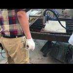 मिनी पोर्टेबल सीएनसी प्लाज्मा काटने की मशीन सीएनसी प्लाज्मा कटर